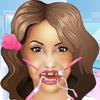 Denti perfetti ragazze gioco
