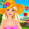 Girly Summer Vacation game