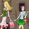 Filles Dress up jeu