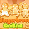Gingerbread Cookies game