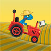 Gizmo Rush Tractor Race game