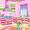 Girly Küche Dekoration Spiel