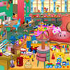 Girls Messy Room Objects game