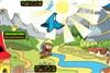 Gingerbread Man Super Jump game