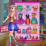 Girly Shopping Mall game