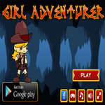 Girl Adventurer game