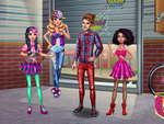 Conseillères mode filles jeu
