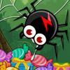 Gulzig Spider spel
