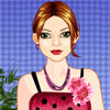 Glamour Party Dressup game