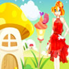 Gloved Girl And Mushroom Home game