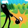 игра Поле для гольфа Go Go Go