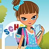 Going Back To School Dress Up game