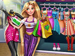 Goldie Princess Realife Shopping game