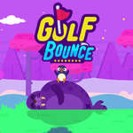 Golf Bounce oyunu