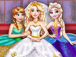 Goldie Princess Wedding H5 game