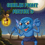 Goblin Fight Match 3 game