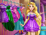 Goldie Princess Wardrobe Cleaning game