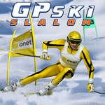 игра Гп Лыжный слалом