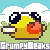 Grumpy zobáky hra