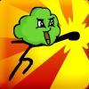 игра Зеленые облака кулак ярости