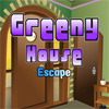 Greeny huis Escape spel