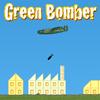 Bombardero verde juego