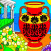 Greek Amphora Coloring game