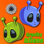 Gravity Aliens game