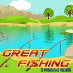 Nagy halászat játék
