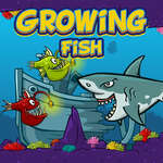 Growing Fish game