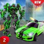 Grand Robot Car Transform Juego 3D