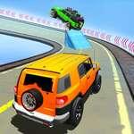 GT Jeep Impossible Mega Gefährliche Strecke Spiel