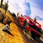 GT Highway Car Driving Busy Roads Racer 2020 game