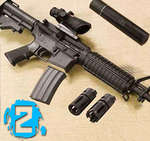 Gun Builder 2 (Zostavovač zbraní) 2 hra