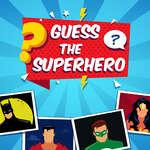 Süper Kahraman Guess oyunu