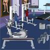 Salle de gym jeu