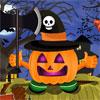 Halloween decoración de calabaza juego