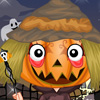 игра Призрак Хэллоуин тыква