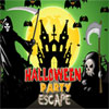 Halloween Party Escape spel