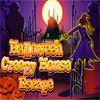 Casa terrificante Halloween Escape gioco