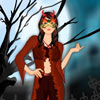 Jeu d'Halloween Heather habillage jeu