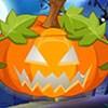 Halloween tök dekoráció játék