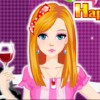 Happy Birthday Party Makeup game