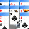 Happy Flight Solitaire Spiel