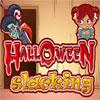 Halloween Slacking game