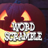 Halloween Word Scramble Spiel