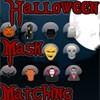 Halloween masque correspondant jeu