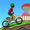 Šťastný Bike hra