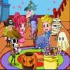 Mutlu Cadılar Bayramı partisi oyunu