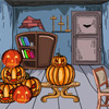Halloween truc Escape spel